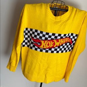 Hot wheels Sweater/Leggings Adult Plus size outfit
